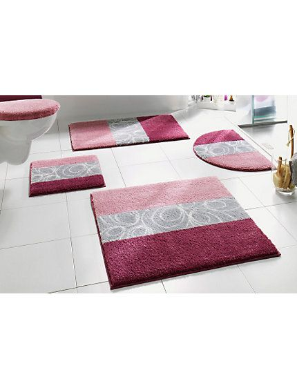 BADMATTEN: Mooie stevige en stijlvolle badmatten ter decoratie in uw badkamer.