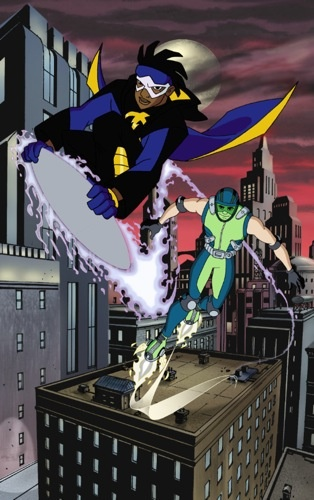 Static Shock - Childhood in animation form :)