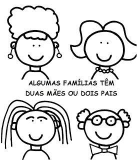 Tema:   FAMÍLIA       Justificativa:   A família é o primeiro ponto de referência para a criança, assim também a sua casa. A escol...