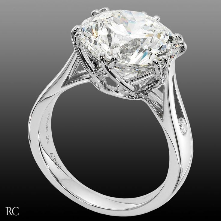 Roberto Coin 7ct King Cross Ring Wedding