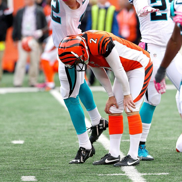 Bengals kicker Mike Nugent is upset with the NFL's new extra point rules.