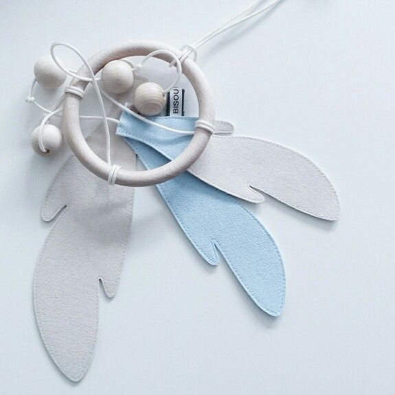 Bisou de Lou | dream catcher | baby blue | www.bisoudelou.com #rimini_all_for_kids @rimini_shop