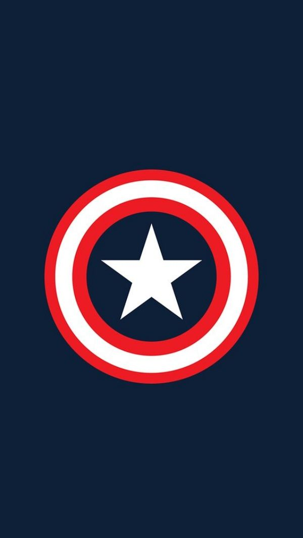 40 Awesome Superhero Wallpapers For Iphone Captain America