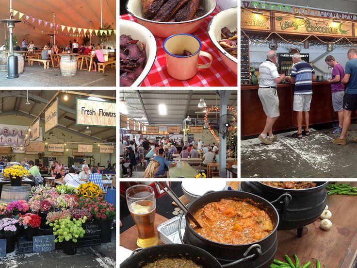 Markets in Cape Town - Earth Fair Food Market - Photos by Rachel Robinson