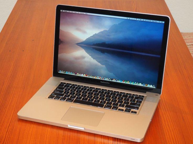 15 Apple Macbook Pro i7 Quad Core  16 GB RAM  1 TB Hybrid Solid State Drive!!
