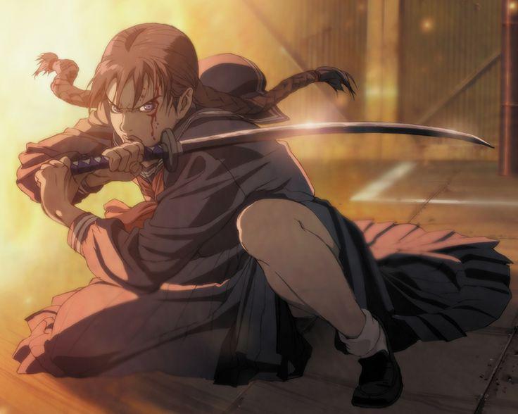 Saya - Blood, the last Vampire