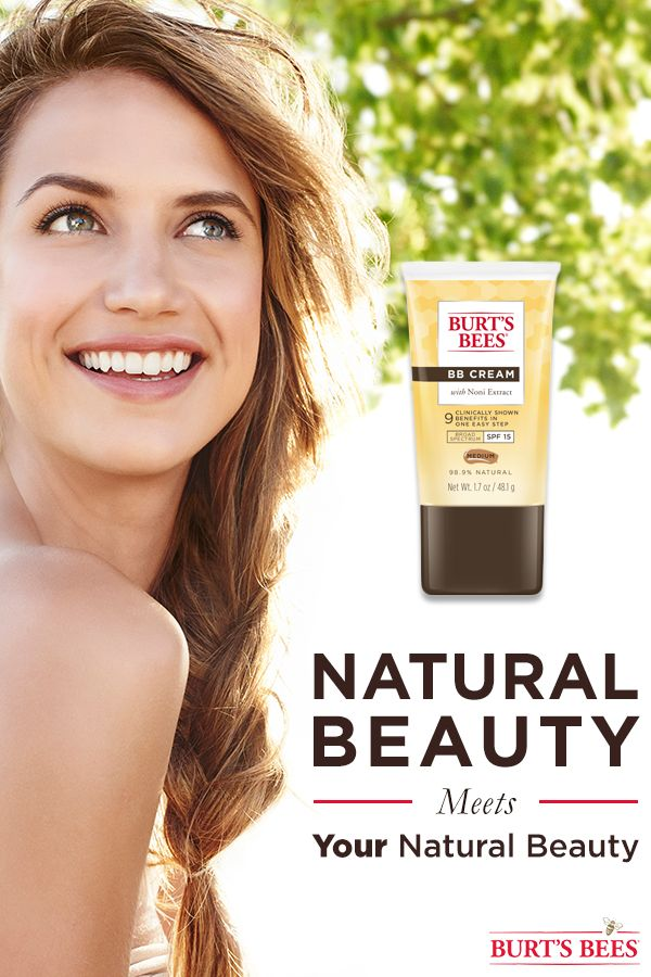 Natural beauty meets your natural beauty. Smooth, hydrate, and perfect skin with our new, 98% natural BB Cream, then polish your look with one of our 14 new, naturally moisturizing Lipstick shades.