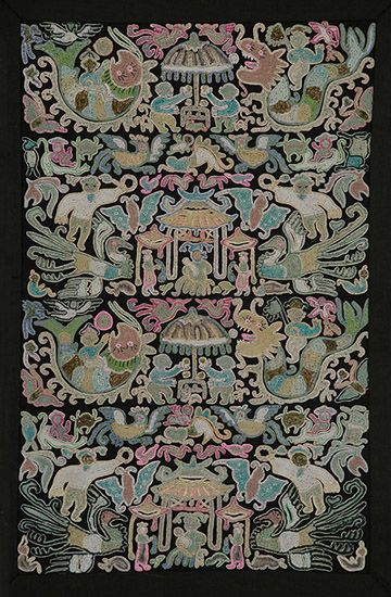 Best embroidery miao images on pinterest language