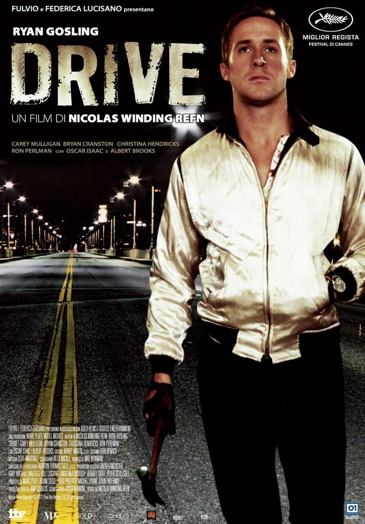 Drive. A movie directed by Nicolas Winding Refn. 2011