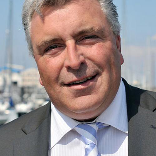 Frédéric CUVILLIER, ministre délégué aux transports de passage à Montpellier demain