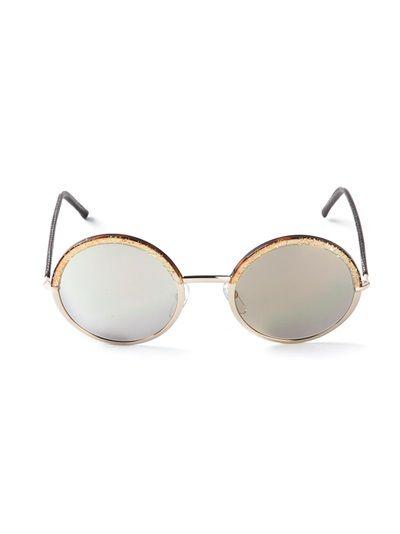 Cutler & Gross - round sunglasses 4