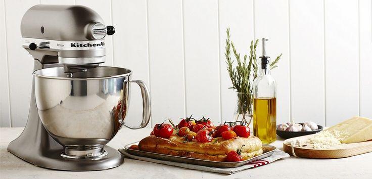 "Stand Mixers | KitchenAid"""
