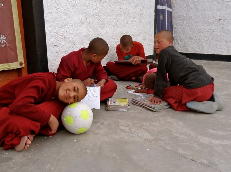 Heartwarming and heartbreaking: Living with the nuns of Ladakh.    #Ladakh #India #Himalayas
