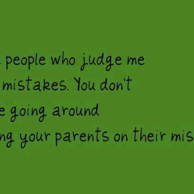 Judging | Quotes & Sayings | Pinterest