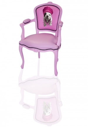 Téo Marley, Téo Jasmin, Cabriolet, Chair, Rose Baby, Pink