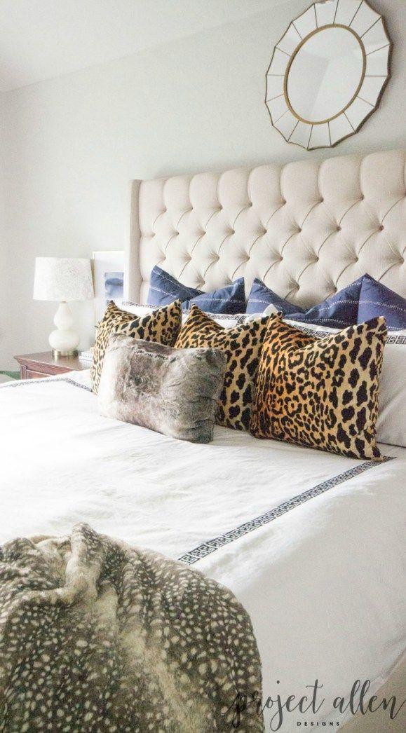 Fall Master Bedroom Update, Master Bedroom Ideas #masterbedroom #masterbedroomideas