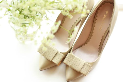 bows: Eye Catch, Shoes Lovin, Cute Bows, Bows Heels, Mulberry Shoes, Mulberry Bows, Bows Tops, Crafts, Bows Shoes