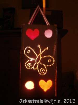 Sint Maarten lampion