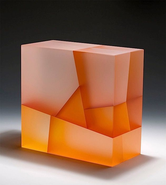 Segmentation – Glasskulpturen symbolisieren unsere komplexe Biologie | KlonBlog