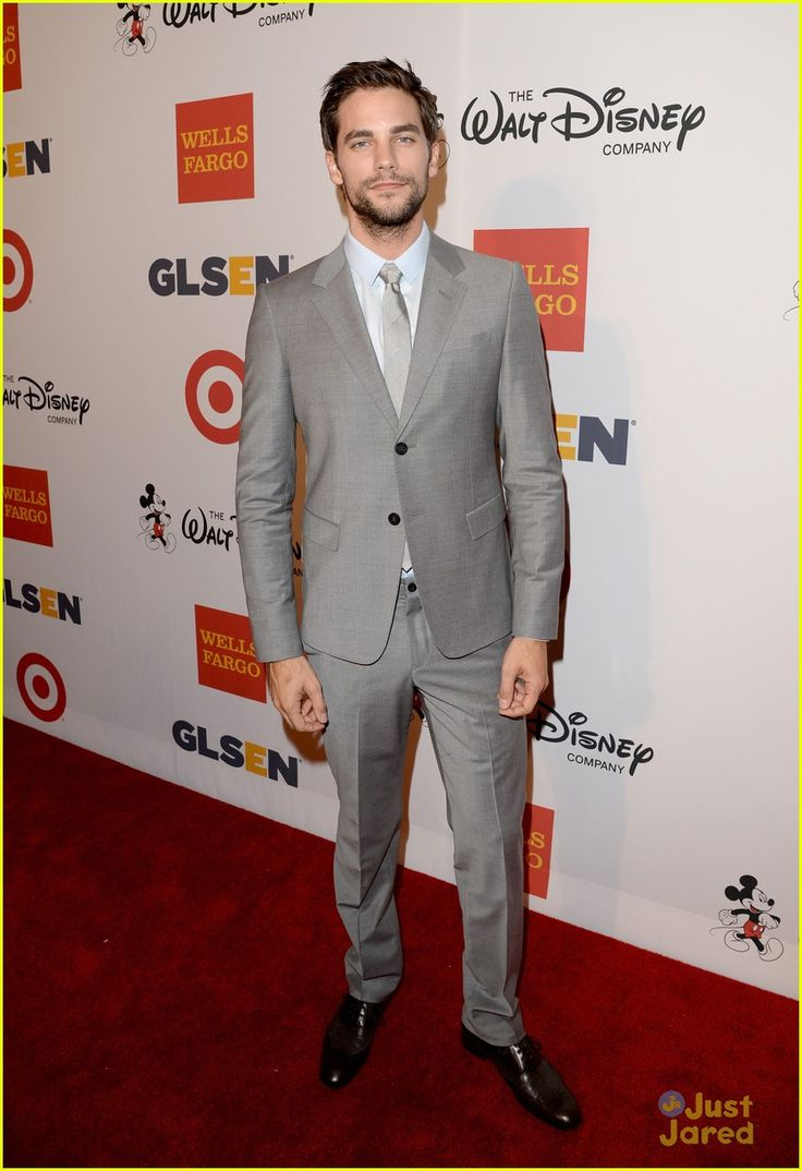 Brant Daugherty: GLSEN Awards 2013 with Peta Murgatroyd