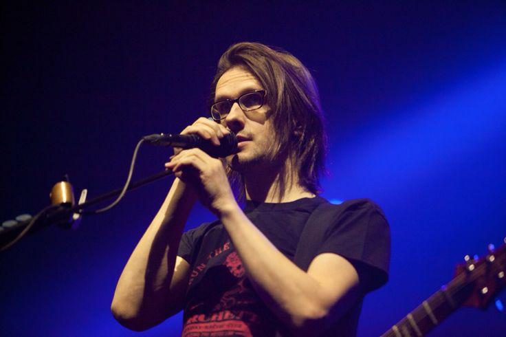 Steve Wilson. Live in Oslo. Norway.