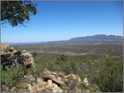 View from Bridle Gap