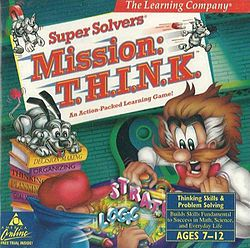 Mission T.H.I.N.K. - this game is awesome!