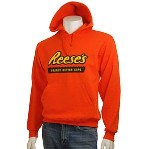 Reese's hooded sweatshirt