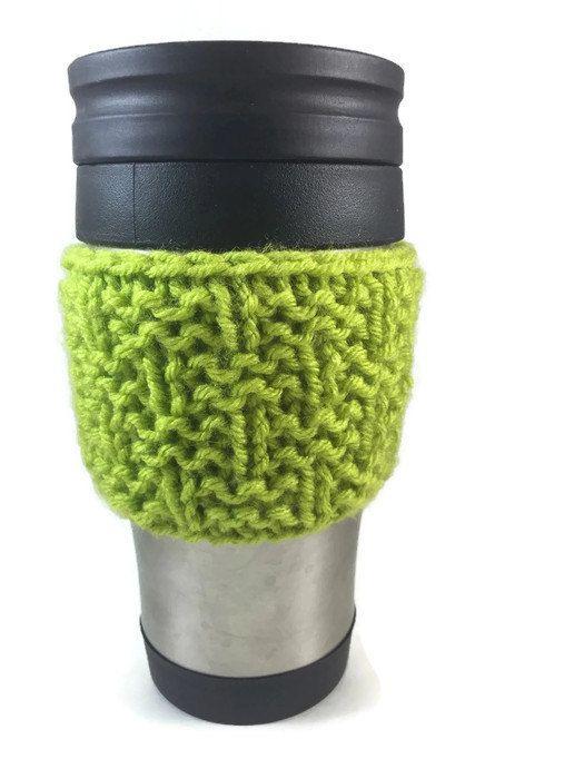 Mug Cozy  Coffee Cup Warmer  Coffee Mug Holder  Travel Cup