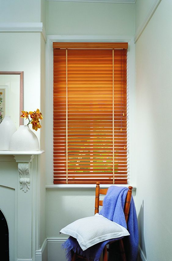 Luxaflex Country Woods Timber Venetian Blinds