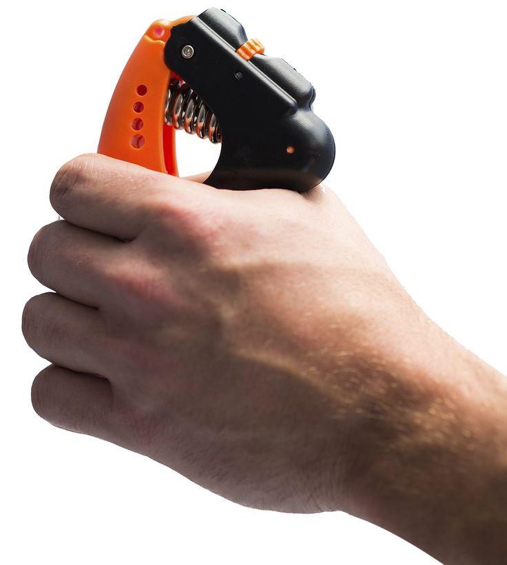 Amazon.com : Hand Grip Strengthener - Quickly Increase Hand Wrist ...