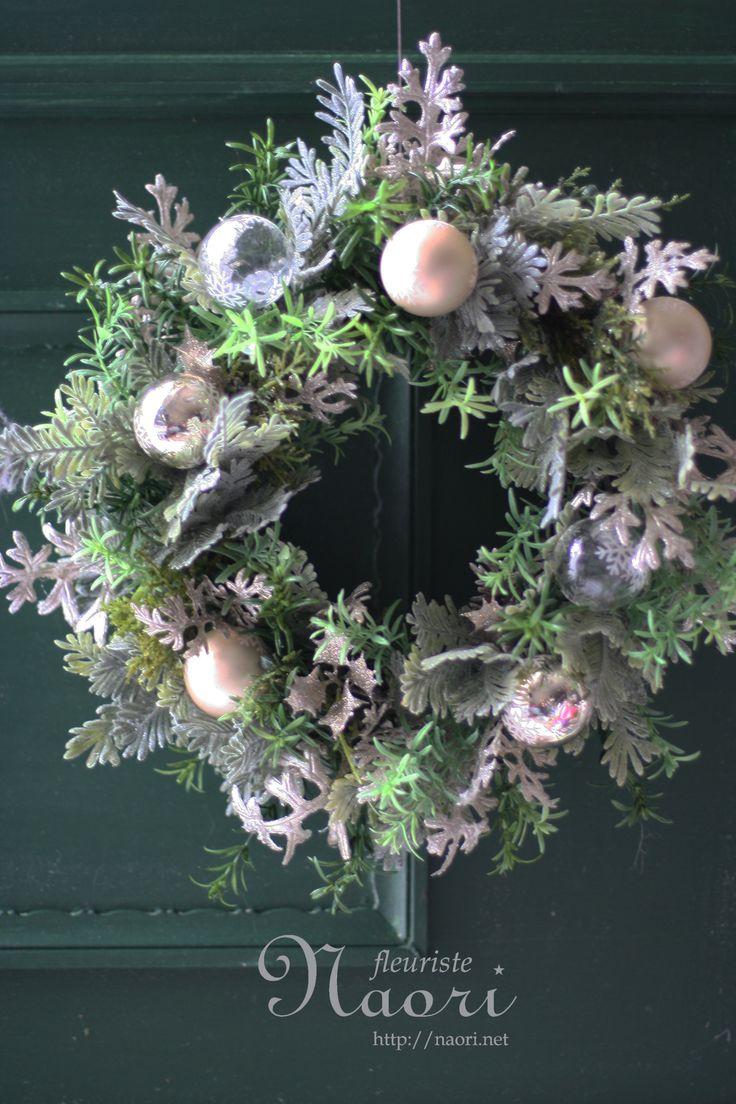 Christmas wreath 2013 クリスマスリース