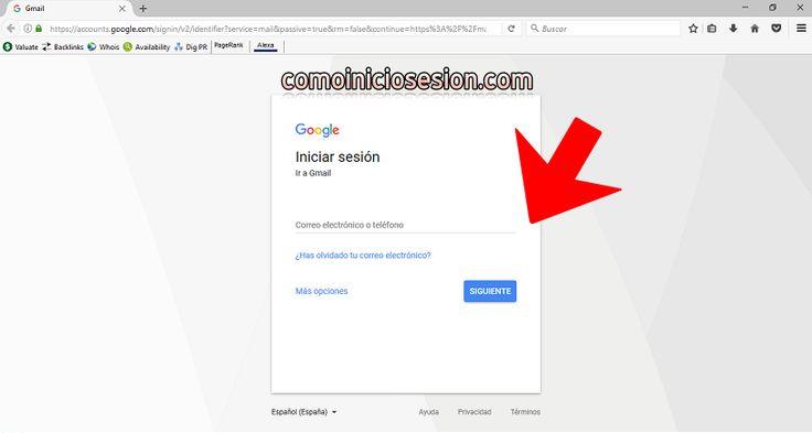Iniciar sesión Gmail http://comoiniciosesion.com/iniciar-sesion-gmail/ #iniciogmail Iniciar Gmail http://comoiniciosesion.com/