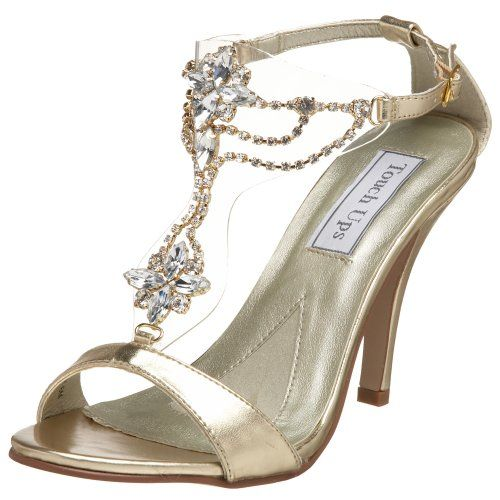 Touch Ups Women's Princess Sandal,Gold,5 M US Touch Ups,http://www.amazon.com/dp/B001J6OFQE/ref=cm_sw_r_pi_dp_sflqsb1GMX4JC0W3