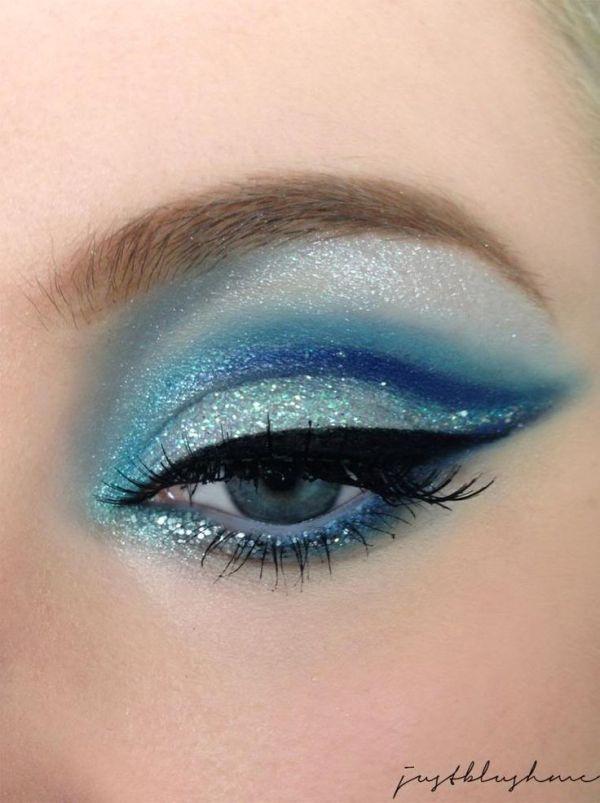 Les 25 meilleures id es concernant maquillage des yeux de pom pom girl sur pinterest - Maquillage chapelier fou ...