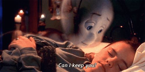 Pin for Later: 16 Things You're Actually Scared of on Halloween You Wake Up to a Supercreepy Stranger the Next Morning