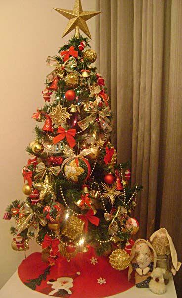 35 árvores de Natal de internautas - Casa