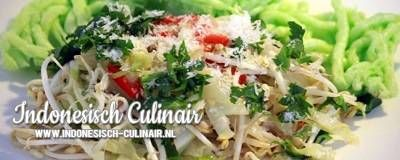 Urap - Indonesisch recept | m.indonesisch-culinair.nl