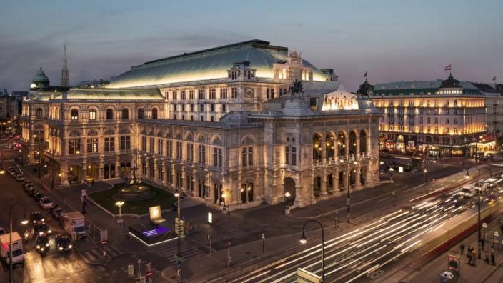 Conchita Wurst's Guide To Eurovision Host City Vienna   SBS Eurovision
