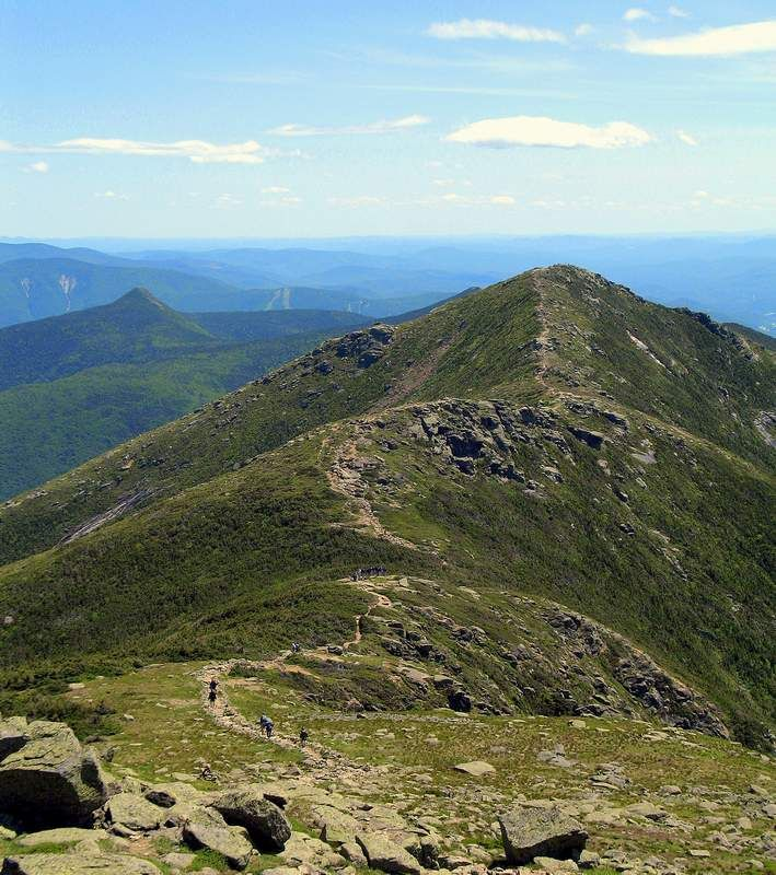 One of my favorite hikes. Franconia Ridge Trail - Franconia, New Hampshire