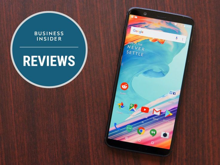 REVIEW: The OnePlus 5T is not only a bargain — it's the best Android phone you can buy at any price