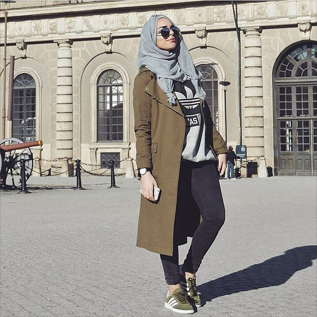 1000 Images About Hijabers Fashion On Pinterest