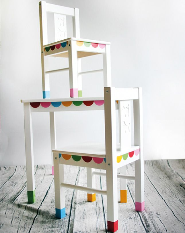 35 of the Most Colorful IKEA Hacks EVER via Brit + Co.