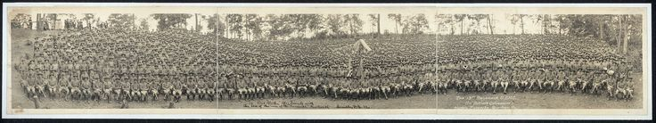 "The 13th Regiment, U.S.M.C., (in ""Butler's Colosseum""), Marine Barracks, Quantico, Va  Library of Congress Prints and Photographs Division Washington, D.C.."