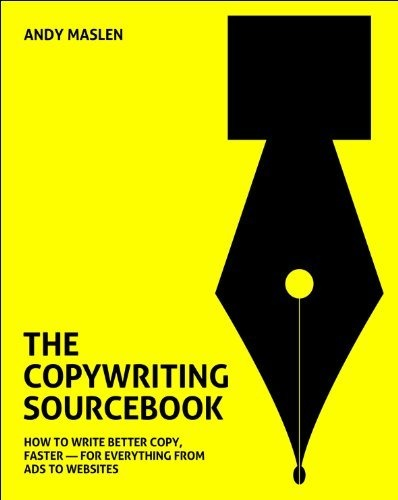A great book to refresh your knowledge if you need to write something that you haven't written for a while.  The Copywriting Sourcebook: How to write better copy, faster - for everything from ads to websites by Andy Maslen, http://www.amazon.com/dp/0462099741/ref=cm_sw_r_pi_dp_Wcspqb0GB57AA