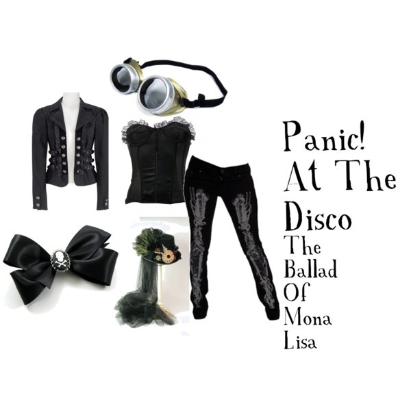 The Ballad Of Mona Lisa- Panic! At The Disco, created by magncheese97