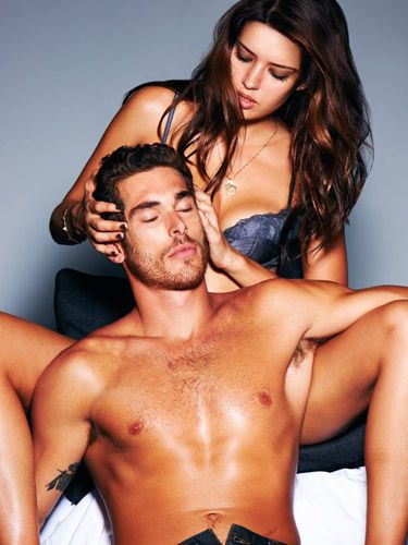 9 Places Your Man Wants to Be Touched