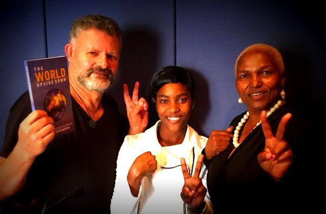 iStart2 Blog : The World Upside Down ... Liziwe Ntshengulana