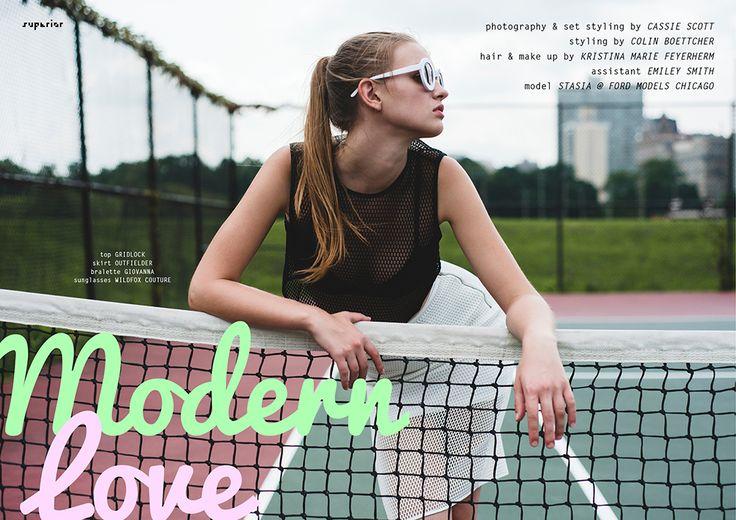 MODERN LOVE - Fashion Editorial by Cassie Scott