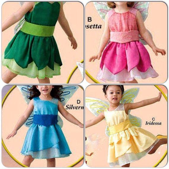 Fairy Costume Tinker Bell Rosetta Iridessa by LoopsyBaby, $27.00